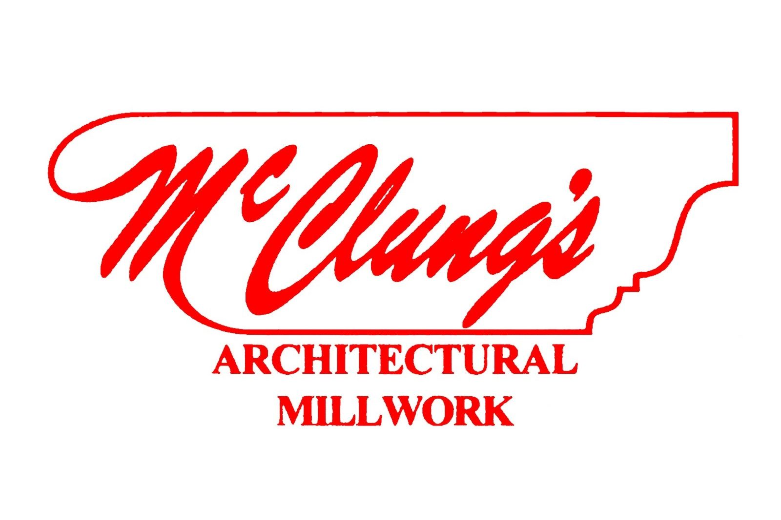 McClung's Architectural Millwork